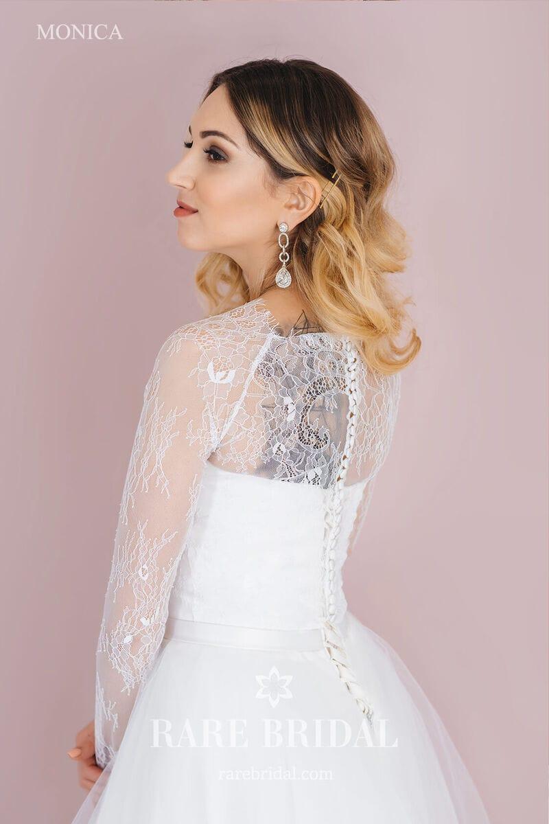 Свадебное платье MONICA, коллекция LOFT, бренд RARE BRIDAL, фото 4