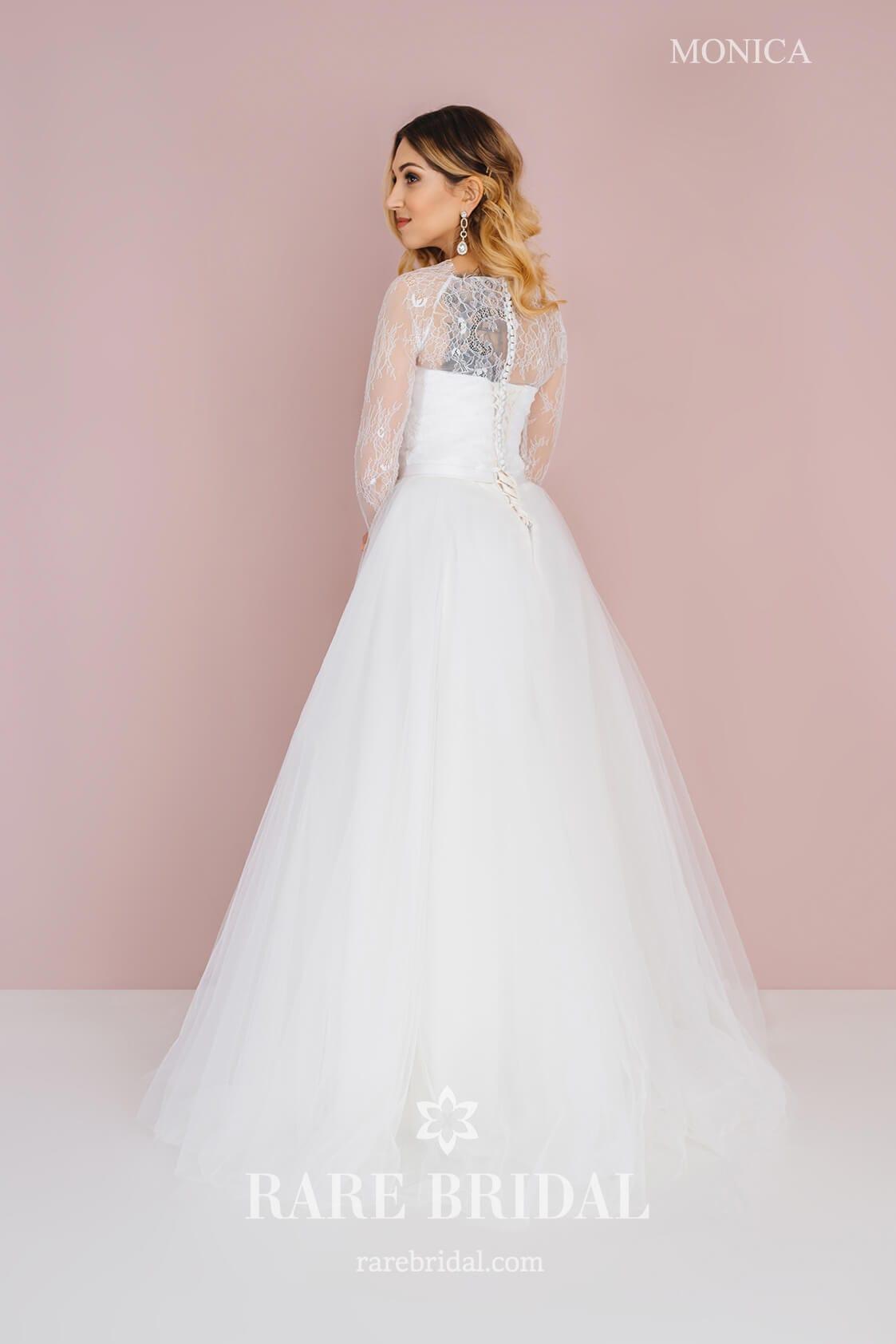 Свадебное платье MONICA, коллекция LOFT, бренд RARE BRIDAL, фото 5