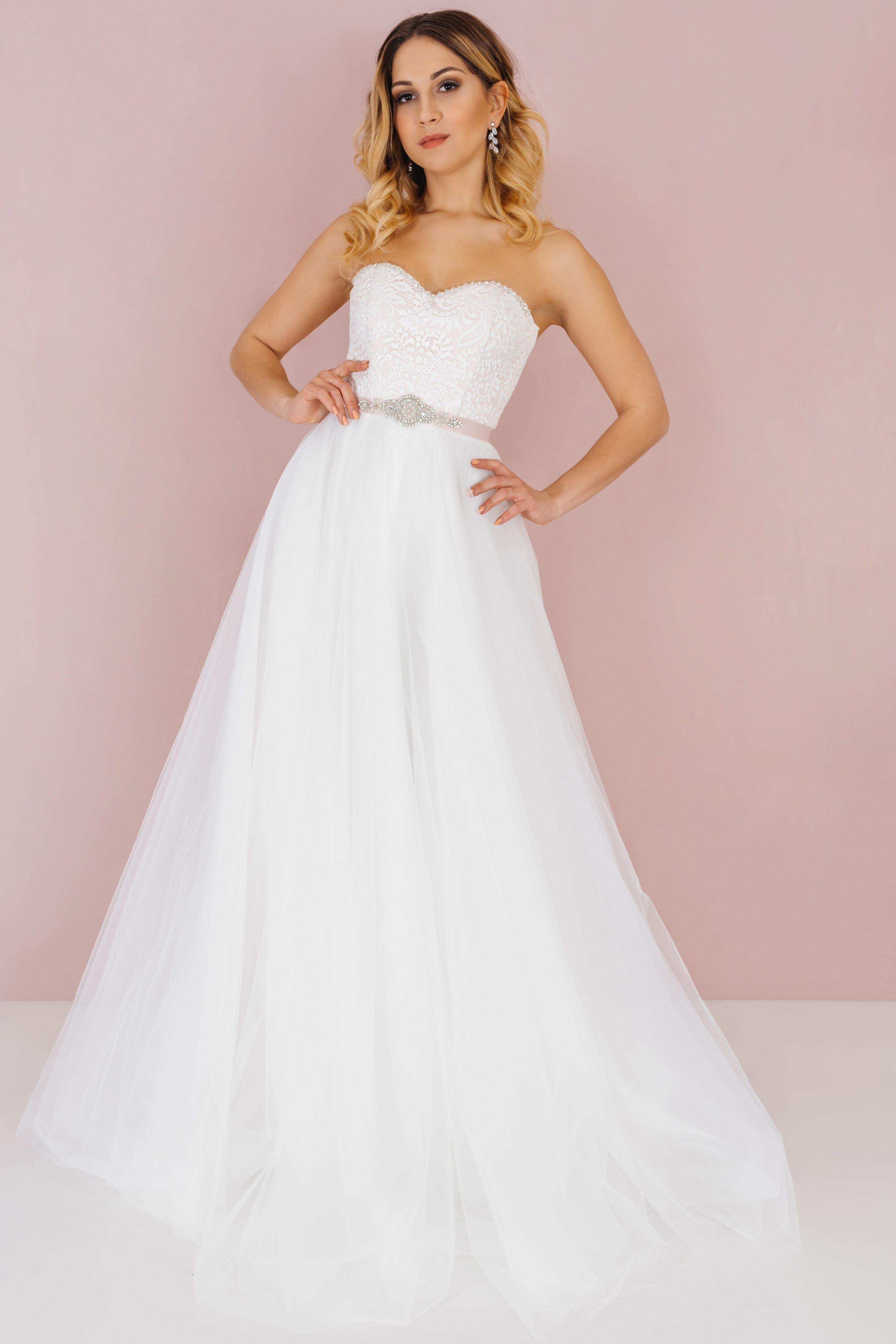 Свадебное платье NORA, коллекция LOFT, бренд RARE BRIDAL, фото 1