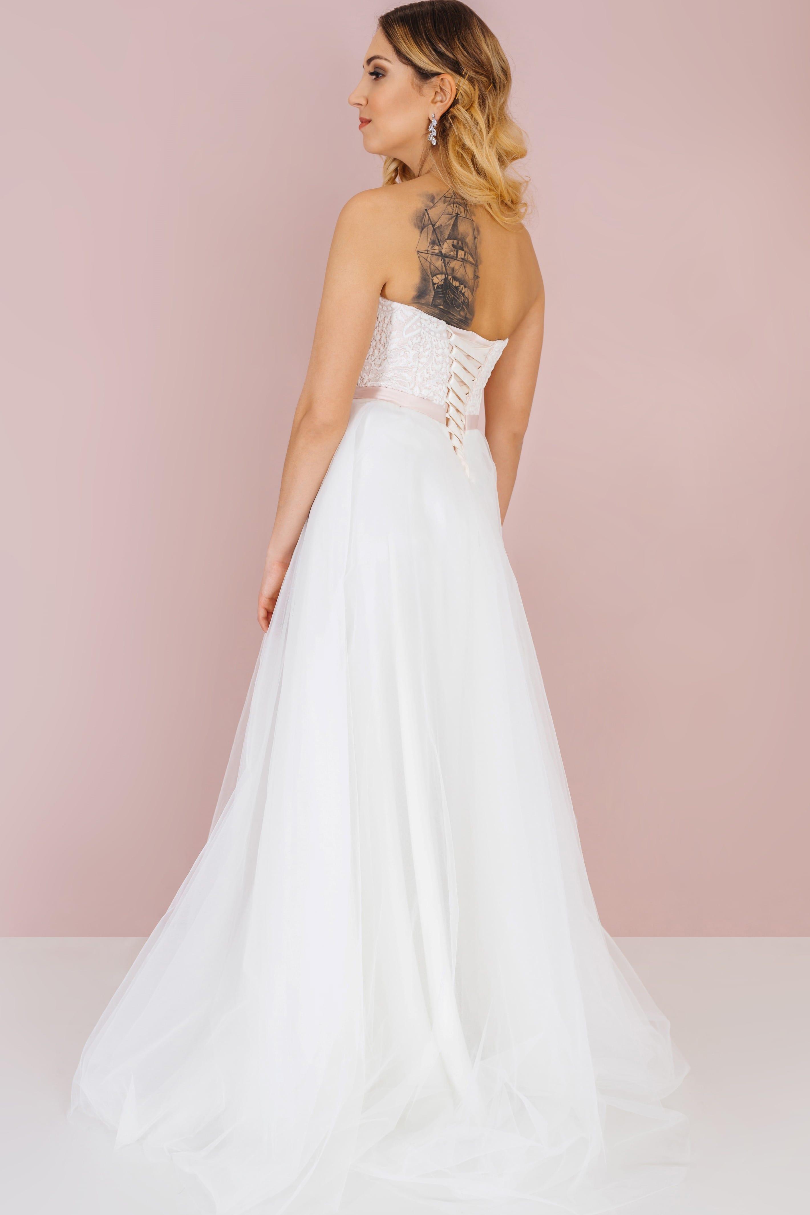 Свадебное платье NORA, коллекция LOFT, бренд RARE BRIDAL, фото 2