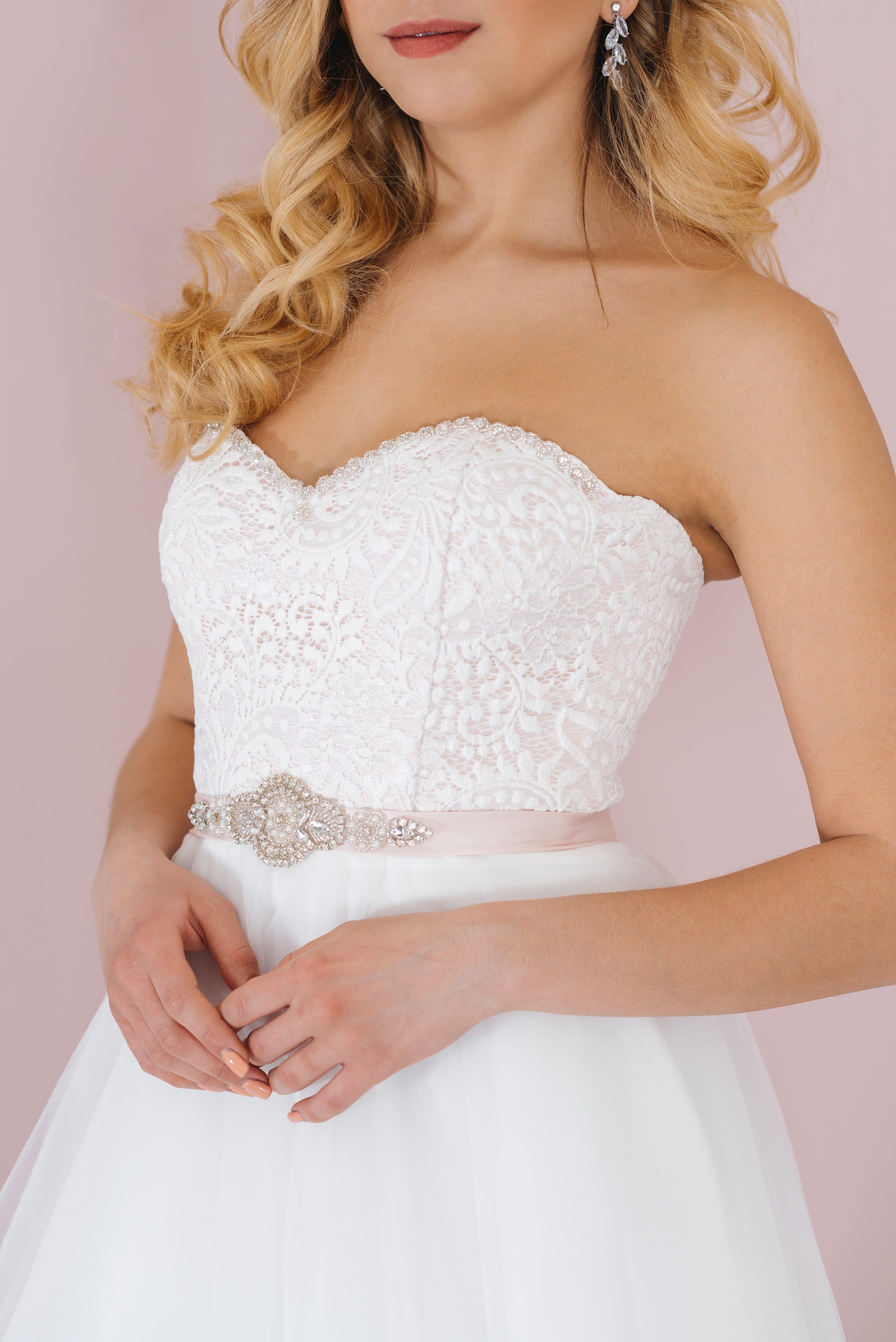 Свадебное платье NORA, коллекция LOFT, бренд RARE BRIDAL, фото 3