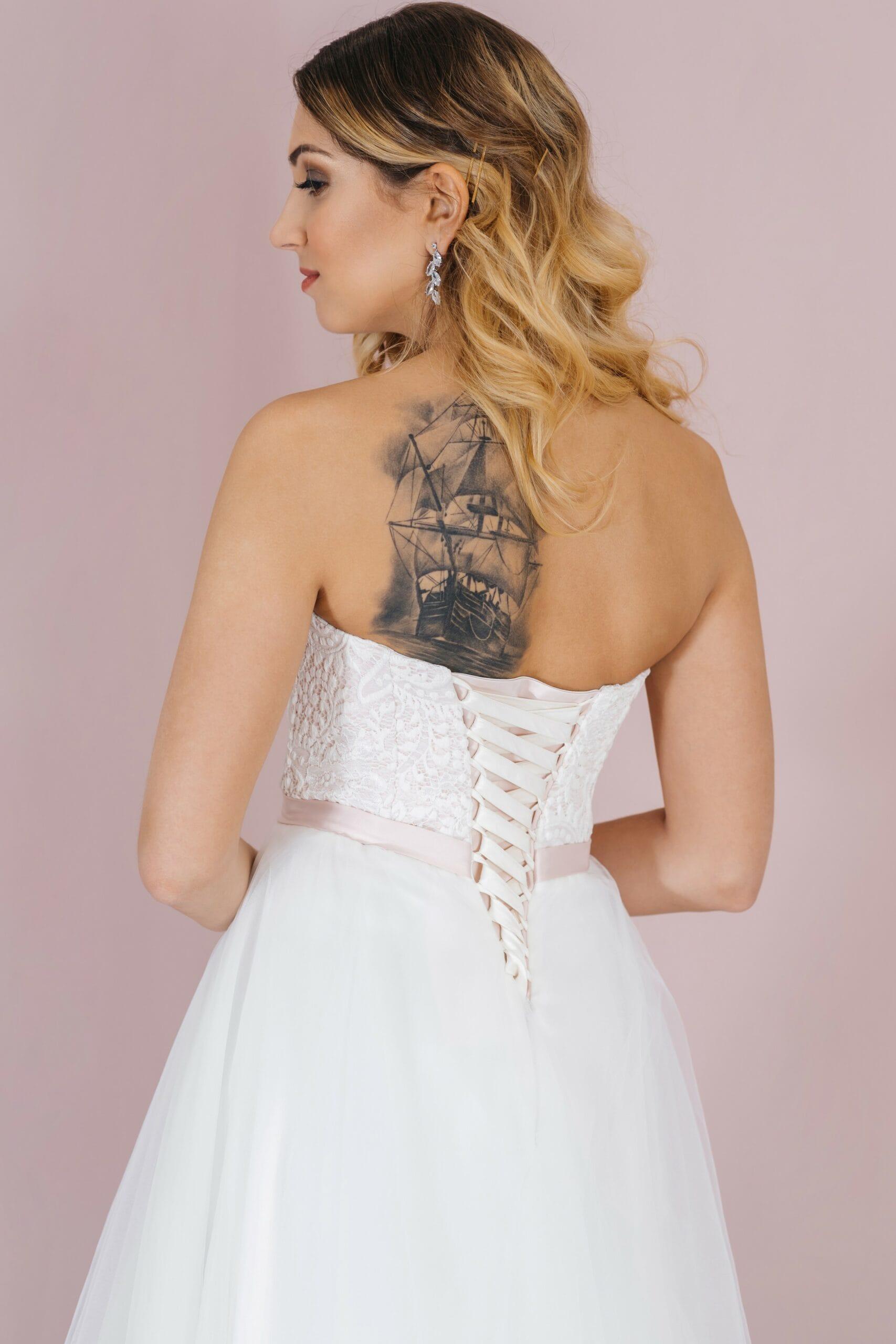 Свадебное платье NORA, коллекция LOFT, бренд RARE BRIDAL, фото 5