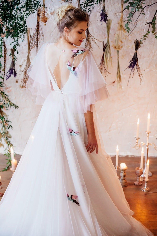 Свадебное платье OPHELIA, коллекция THE LOOK OF ANGEL, бренд RARE BRIDAL, фото 1