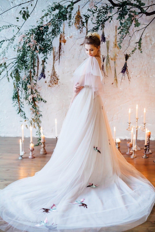 Свадебное платье OPHELIA, коллекция THE LOOK OF ANGEL, бренд RARE BRIDAL, фото 3