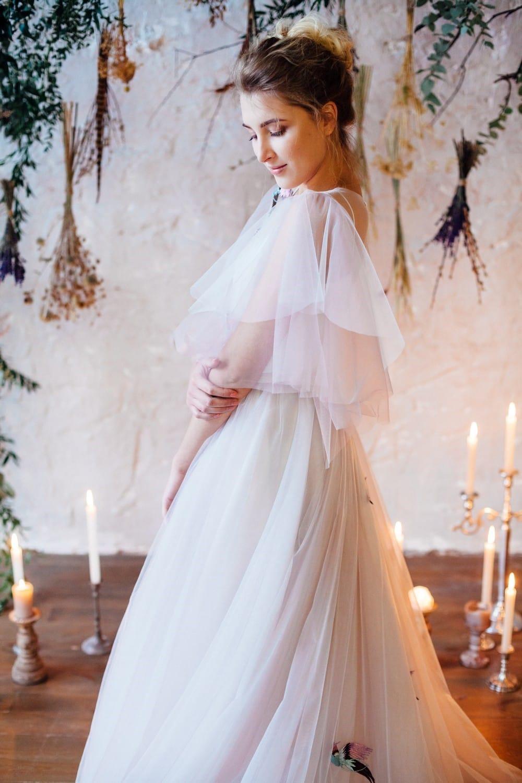 Свадебное платье OPHELIA, коллекция THE LOOK OF ANGEL, бренд RARE BRIDAL, фото 4
