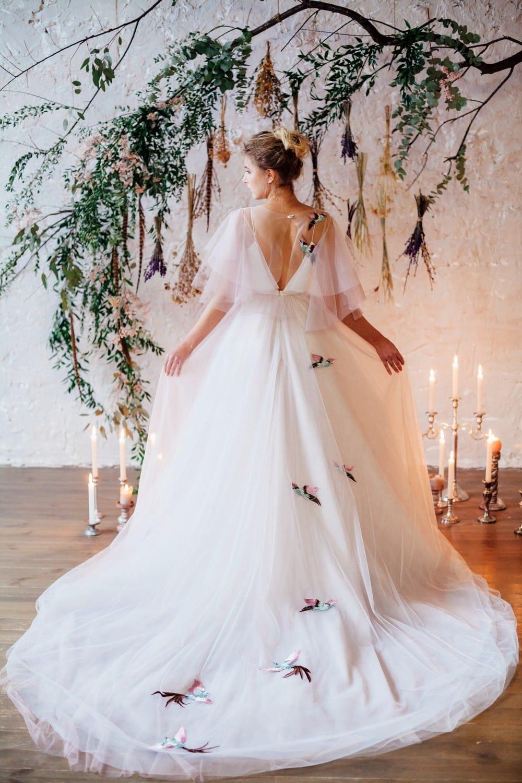 Свадебное платье OPHELIA, коллекция THE LOOK OF ANGEL, бренд RARE BRIDAL, фото 5