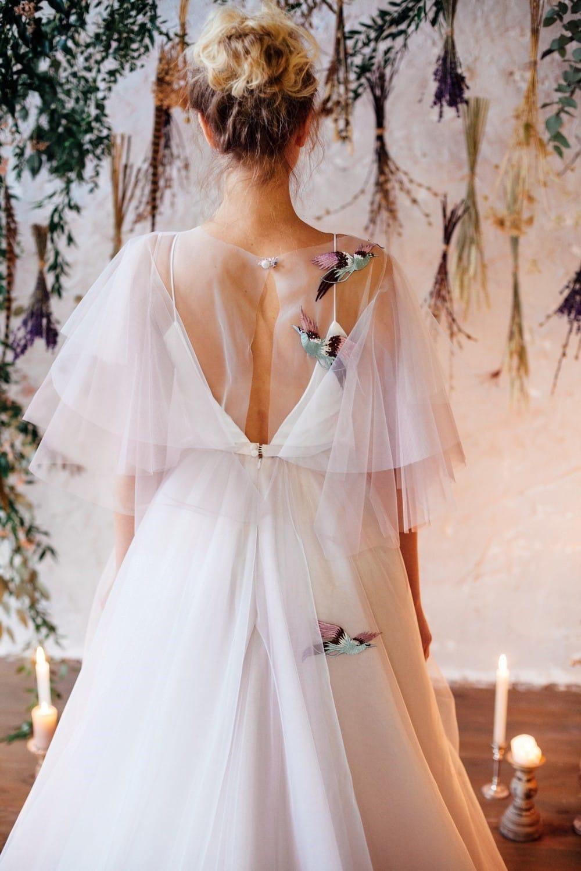 Свадебное платье OPHELIA, коллекция THE LOOK OF ANGEL, бренд RARE BRIDAL, фото 6