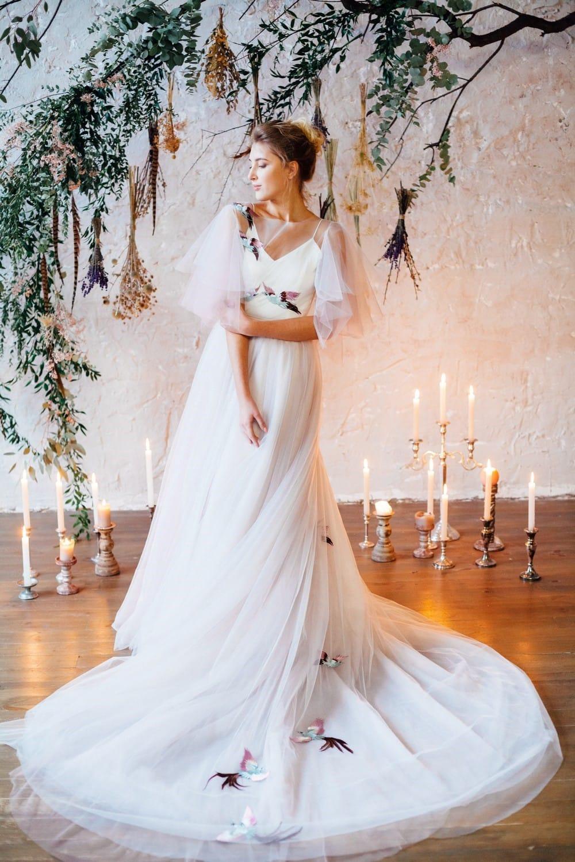 Свадебное платье OPHELIA, коллекция THE LOOK OF ANGEL, бренд RARE BRIDAL, фото 7