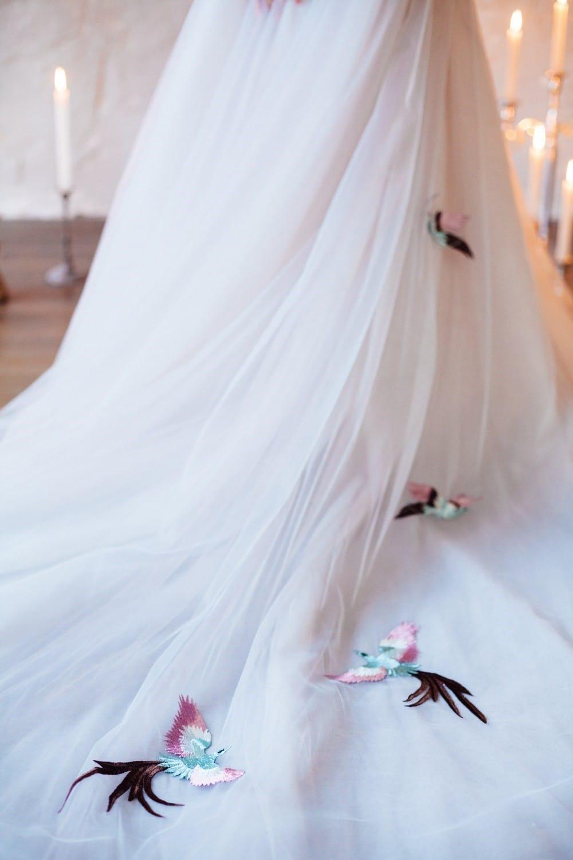 Свадебное платье OPHELIA, коллекция THE LOOK OF ANGEL, бренд RARE BRIDAL, фото 8