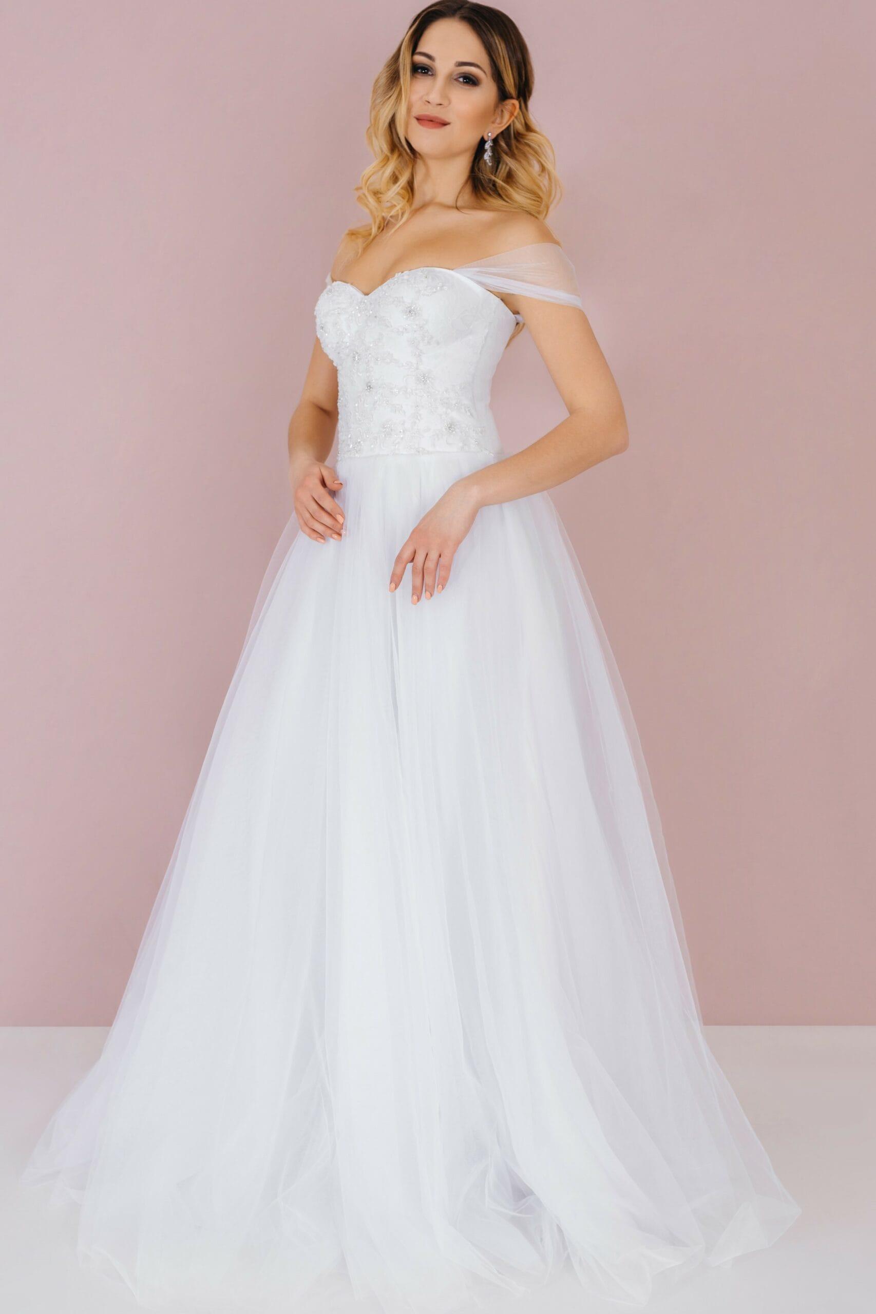 Свадебное платье PEGGIE, коллекция LOFT, бренд RARE BRIDAL, фото 1