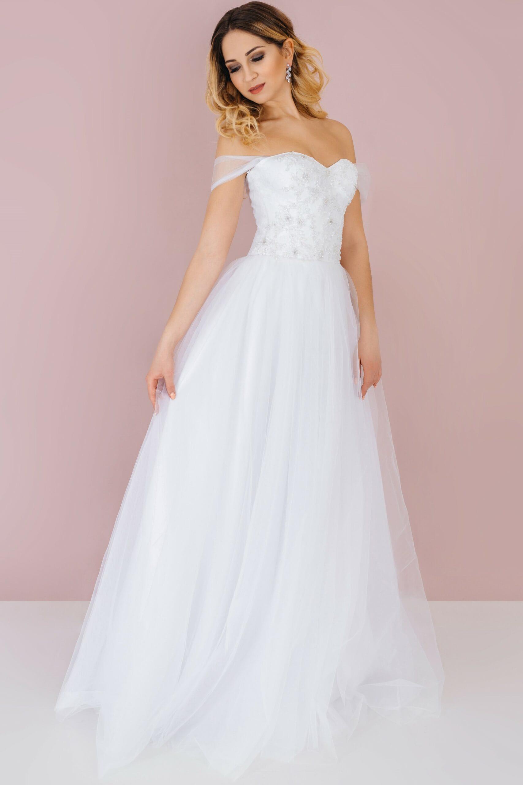 Свадебное платье PEGGIE, коллекция LOFT, бренд RARE BRIDAL, фото 2