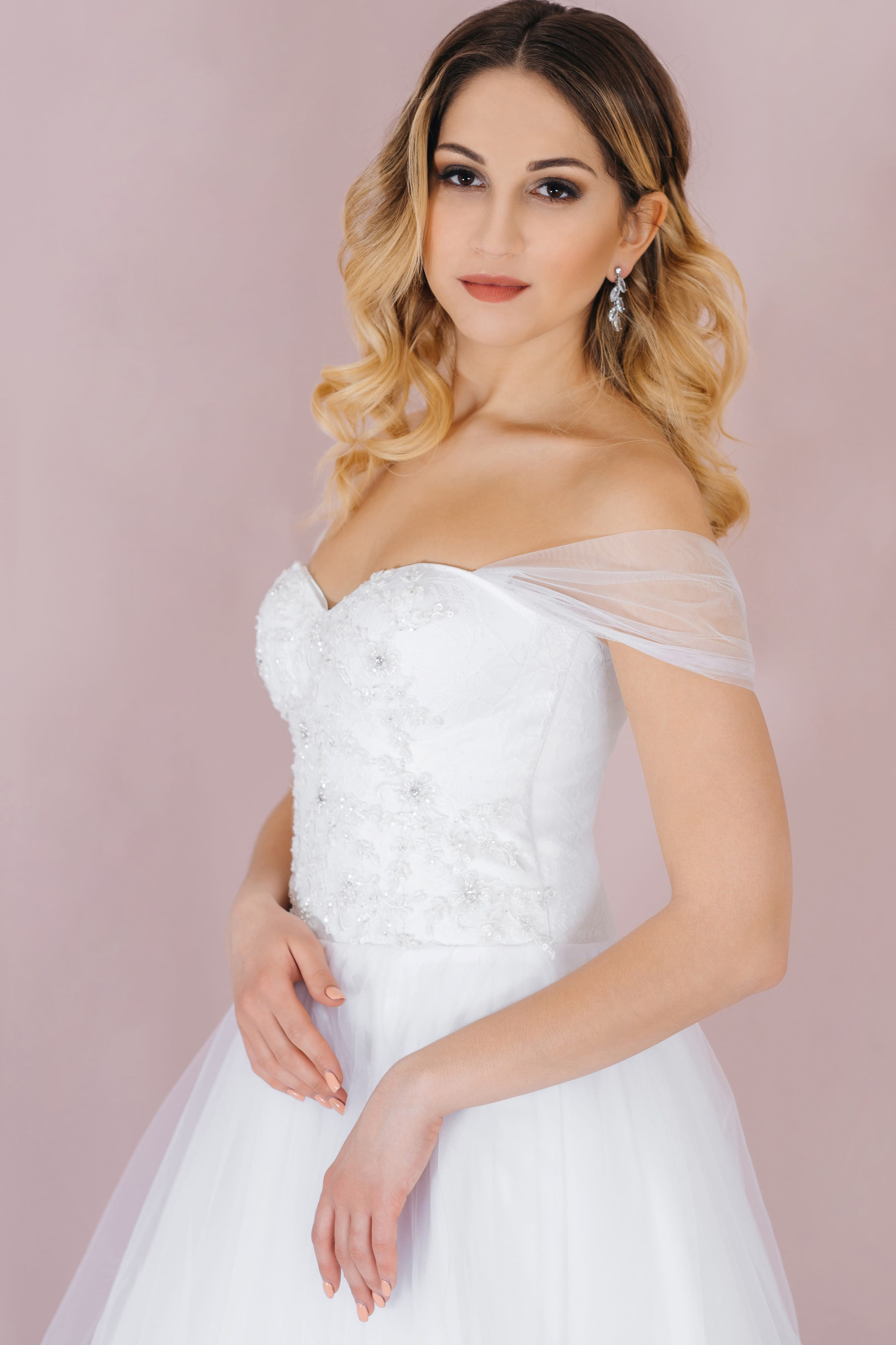 Свадебное платье PEGGIE, коллекция LOFT, бренд RARE BRIDAL, фото 5