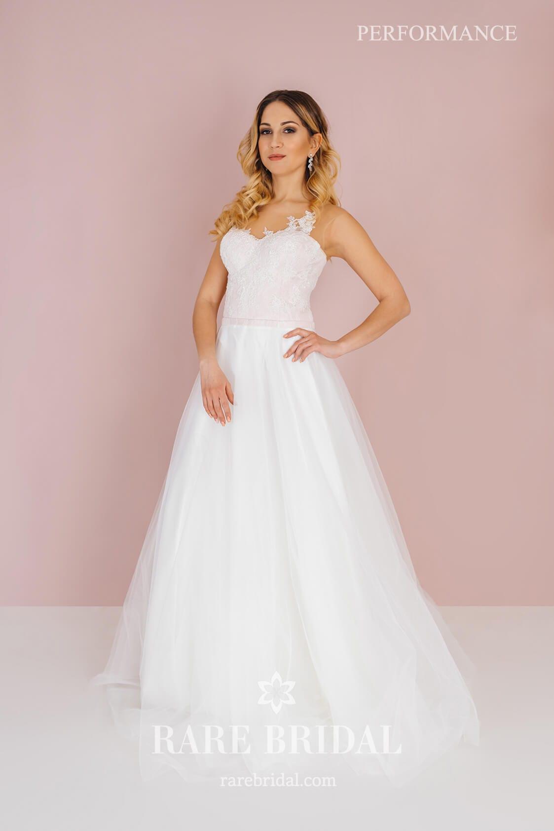 Свадебное платье PERFOMANCE, коллекция LOFT, бренд RARE BRIDAL, фото 1