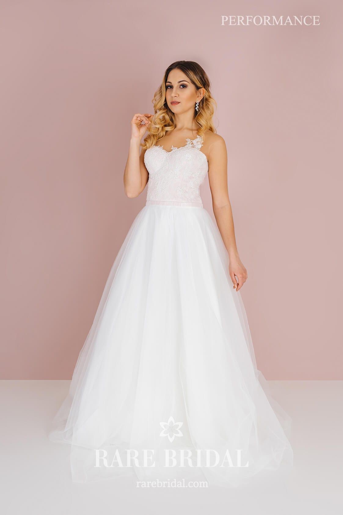 Свадебное платье PERFOMANCE, коллекция LOFT, бренд RARE BRIDAL, фото 2
