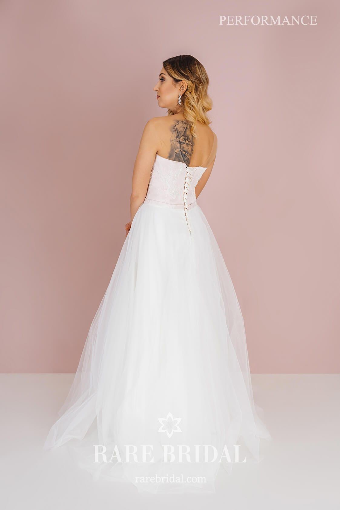Свадебное платье PERFOMANCE, коллекция LOFT, бренд RARE BRIDAL, фото 3