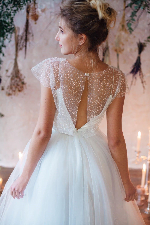 Свадебное платье PRUDENS, коллекция THE LOOK OF ANGEL, бренд RARE BRIDAL, фото 1