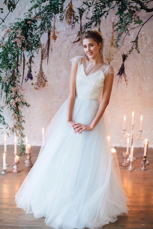 Свадебное платье PRUDENS, коллекция THE LOOK OF ANGEL, бренд RARE BRIDAL, фото 2