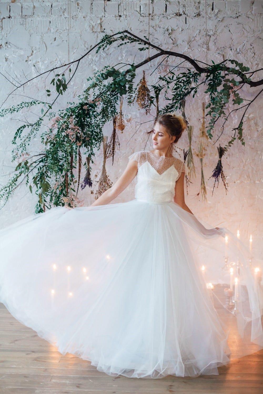 Свадебное платье PRUDENS, коллекция THE LOOK OF ANGEL, бренд RARE BRIDAL, фото 3