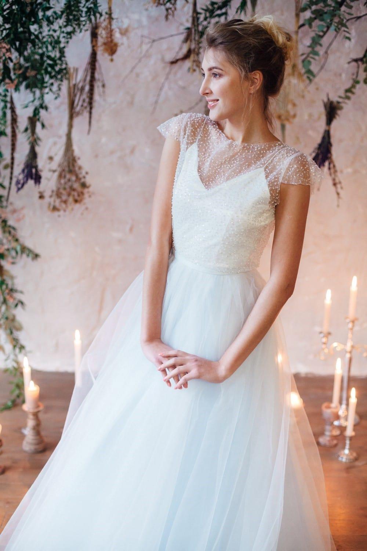 Свадебное платье PRUDENS, коллекция THE LOOK OF ANGEL, бренд RARE BRIDAL, фото 4