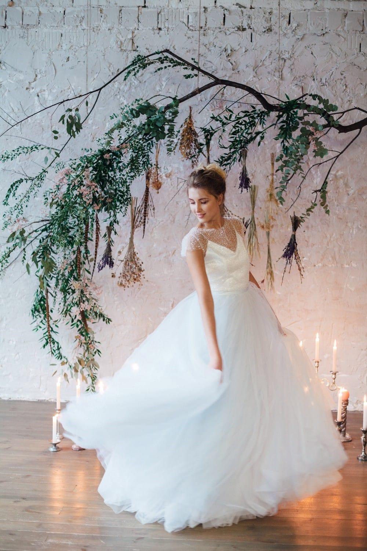 Свадебное платье PRUDENS, коллекция THE LOOK OF ANGEL, бренд RARE BRIDAL, фото 6