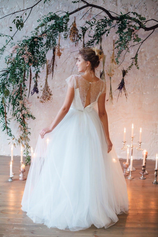 Свадебное платье PRUDENS, коллекция THE LOOK OF ANGEL, бренд RARE BRIDAL, фото 7