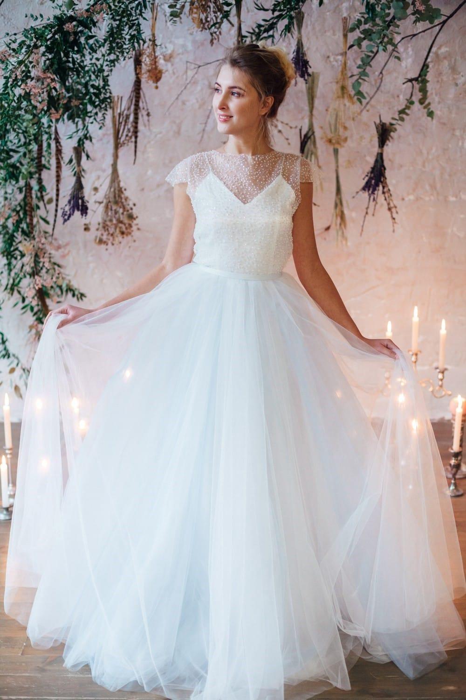 Свадебное платье PRUDENS, коллекция THE LOOK OF ANGEL, бренд RARE BRIDAL, фото 8