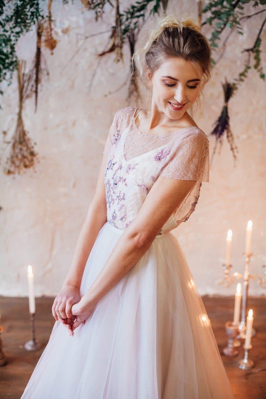 Свадебное платье SAGE, коллекция THE LOOK OF ANGEL, бренд RARE BRIDAL, фото 1