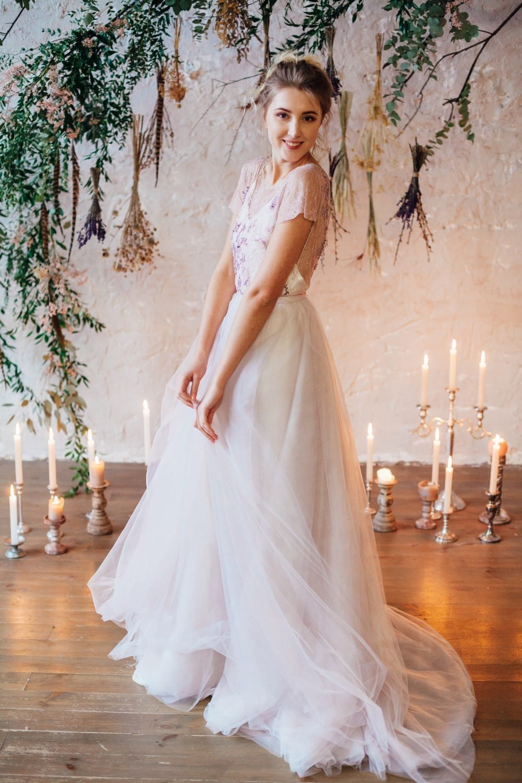 Свадебное платье SAGE, коллекция THE LOOK OF ANGEL, бренд RARE BRIDAL, фото 2