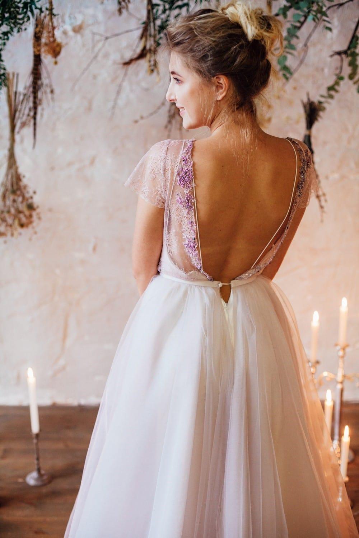 Свадебное платье SAGE, коллекция THE LOOK OF ANGEL, бренд RARE BRIDAL, фото 3