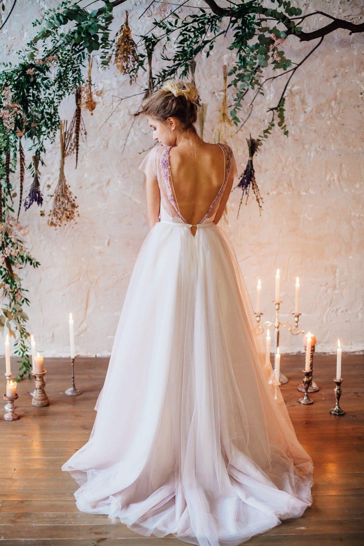 Свадебное платье SAGE, коллекция THE LOOK OF ANGEL, бренд RARE BRIDAL, фото 5