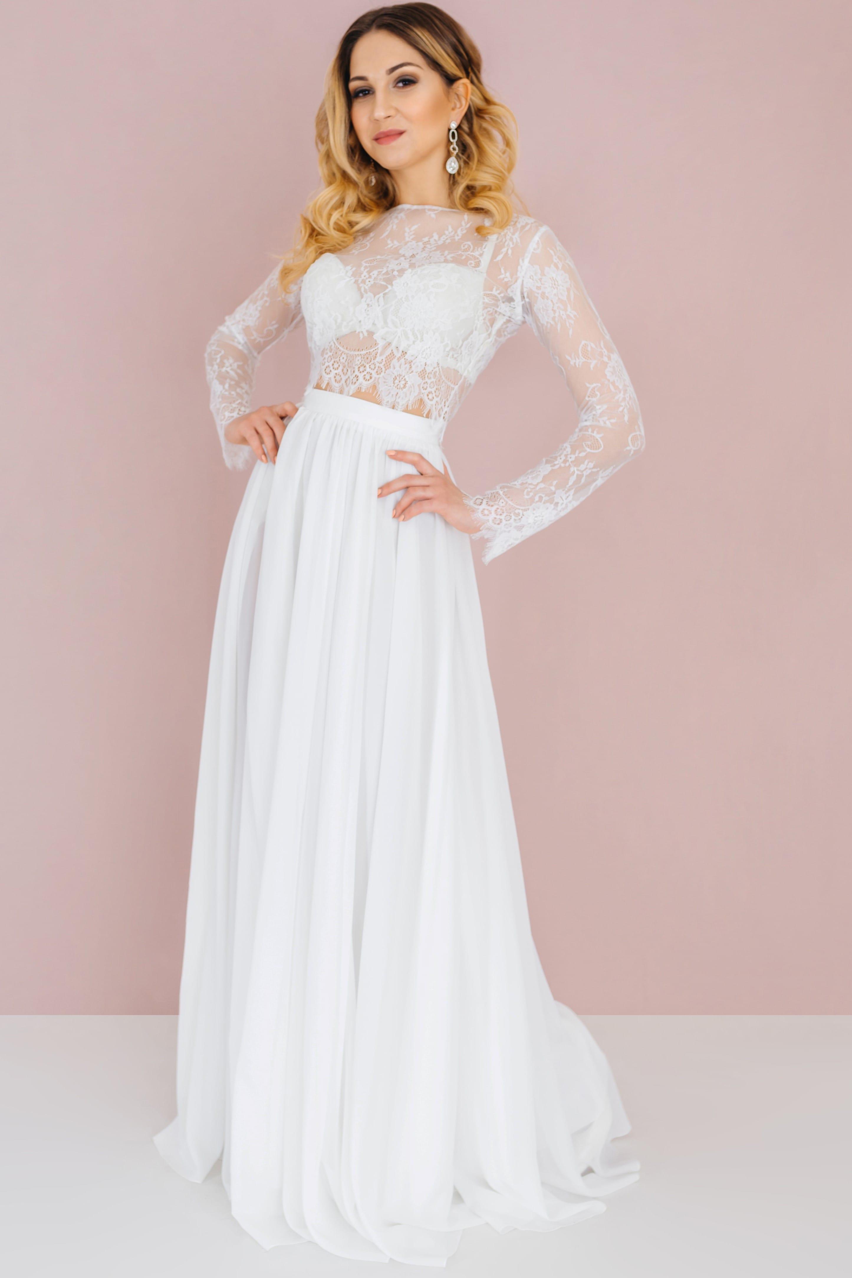 Свадебное платье SALLI, коллекция LOFT, бренд RARE BRIDAL, фото 1