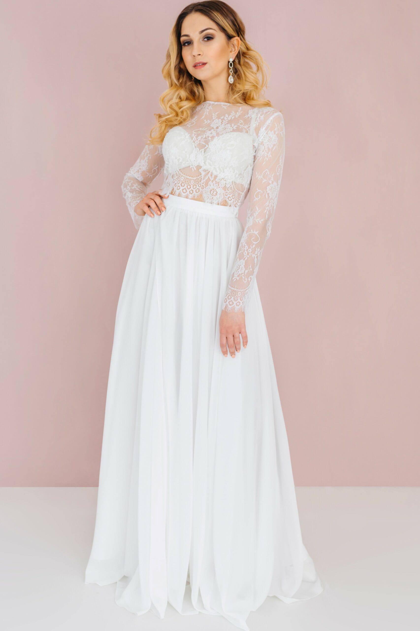 Свадебное платье SALLI, коллекция LOFT, бренд RARE BRIDAL, фото 2