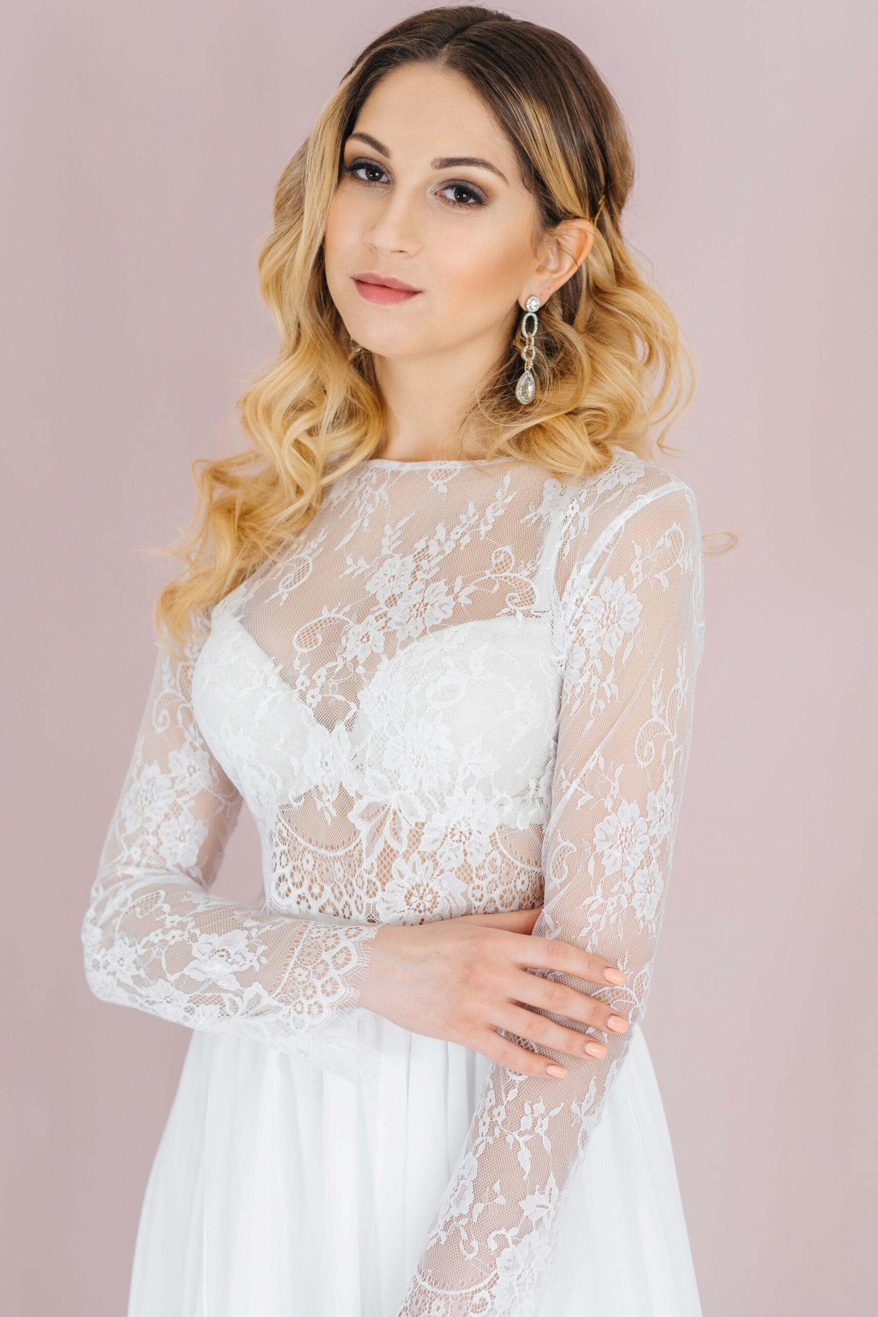 Свадебное платье SALLI, коллекция LOFT, бренд RARE BRIDAL, фото 3