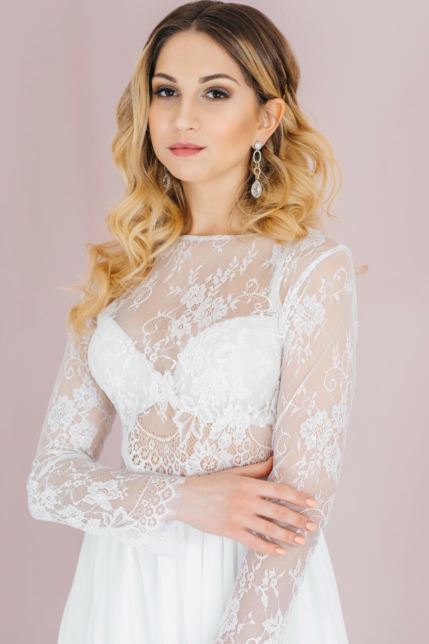 Свадебное платье SALLI, коллекция LOFT, бренд RARE BRIDAL, фото 4