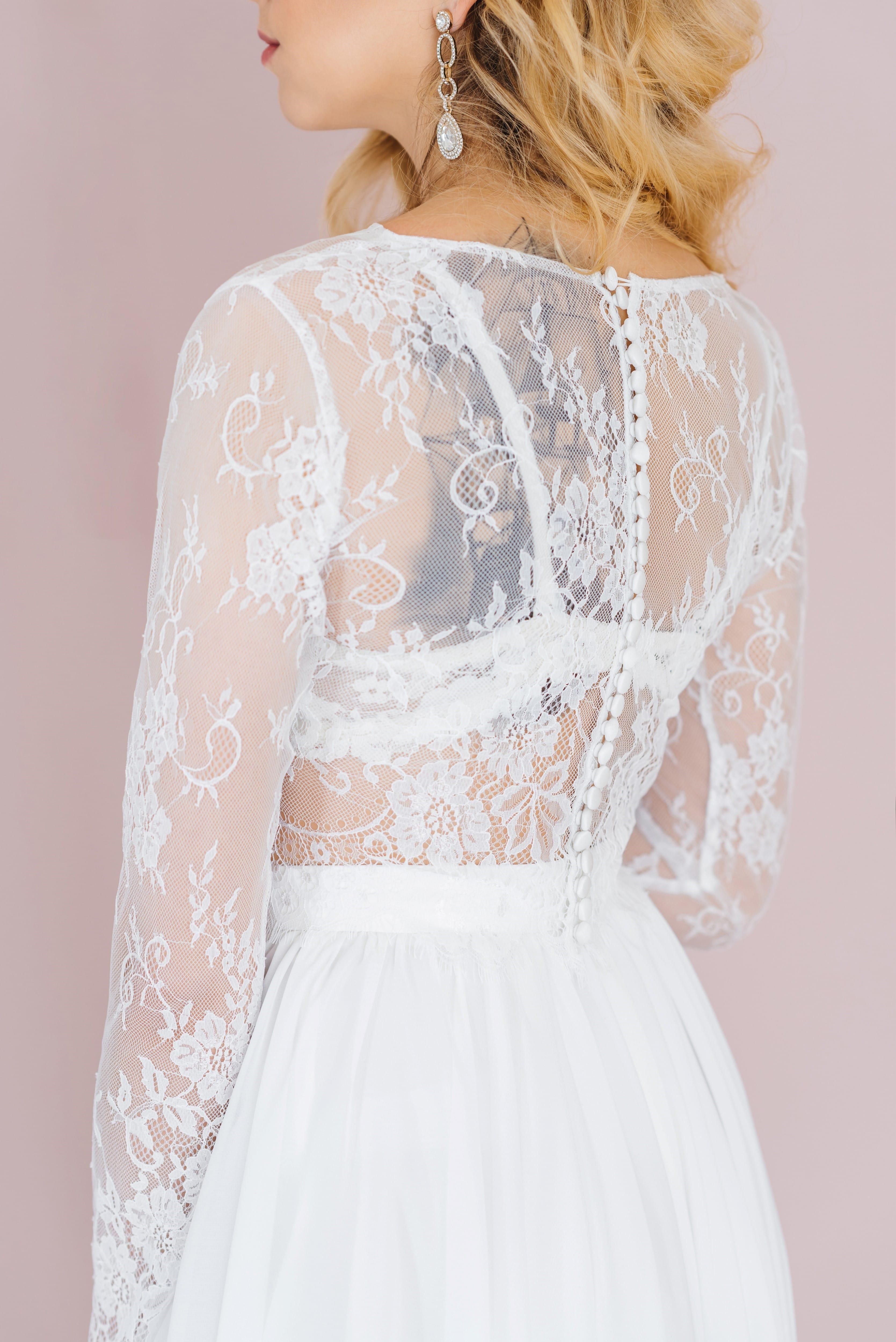 Свадебное платье SALLI, коллекция LOFT, бренд RARE BRIDAL, фото 5