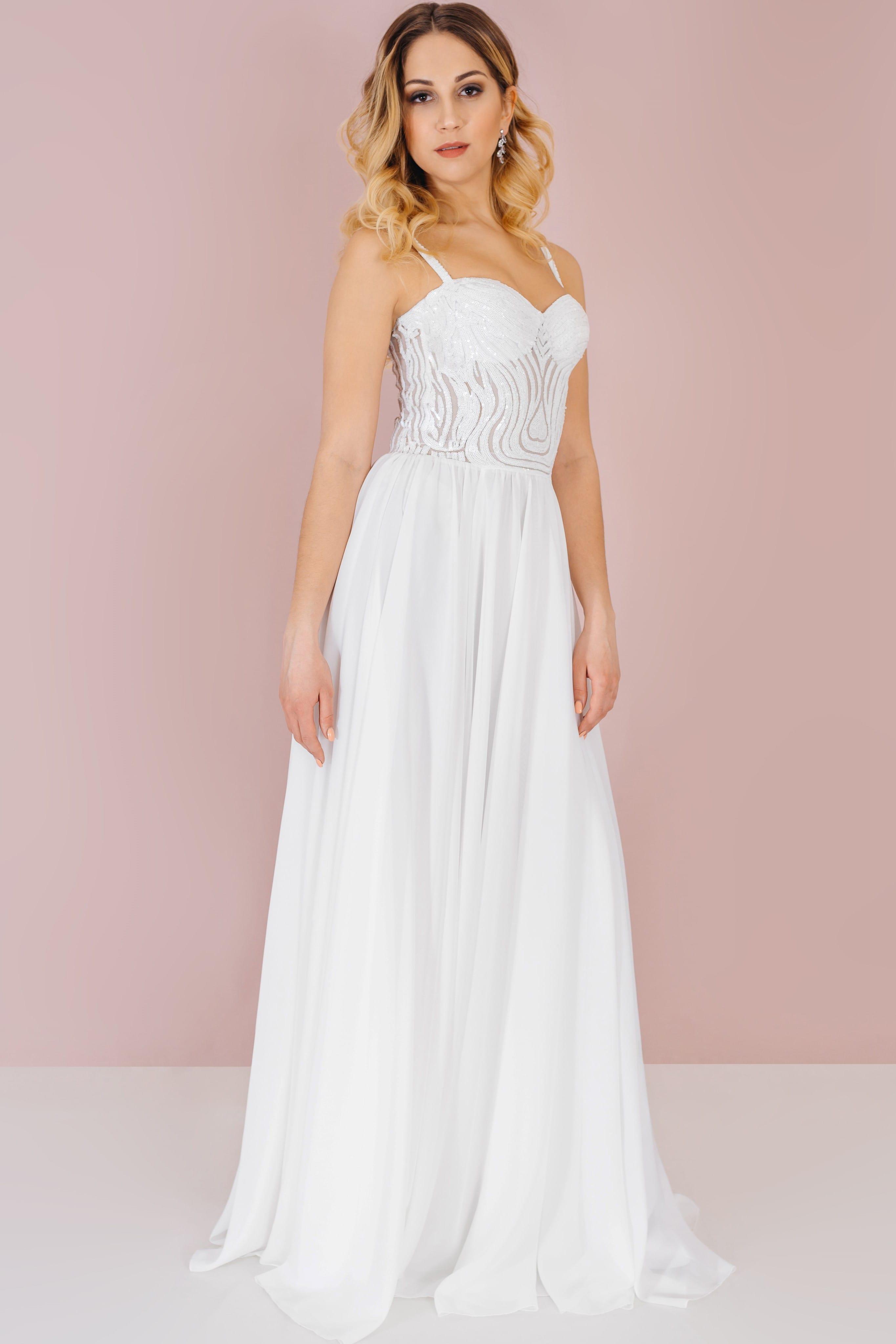 Свадебное платье SANDA, коллекция LOFT, бренд RARE BRIDAL, фото 1