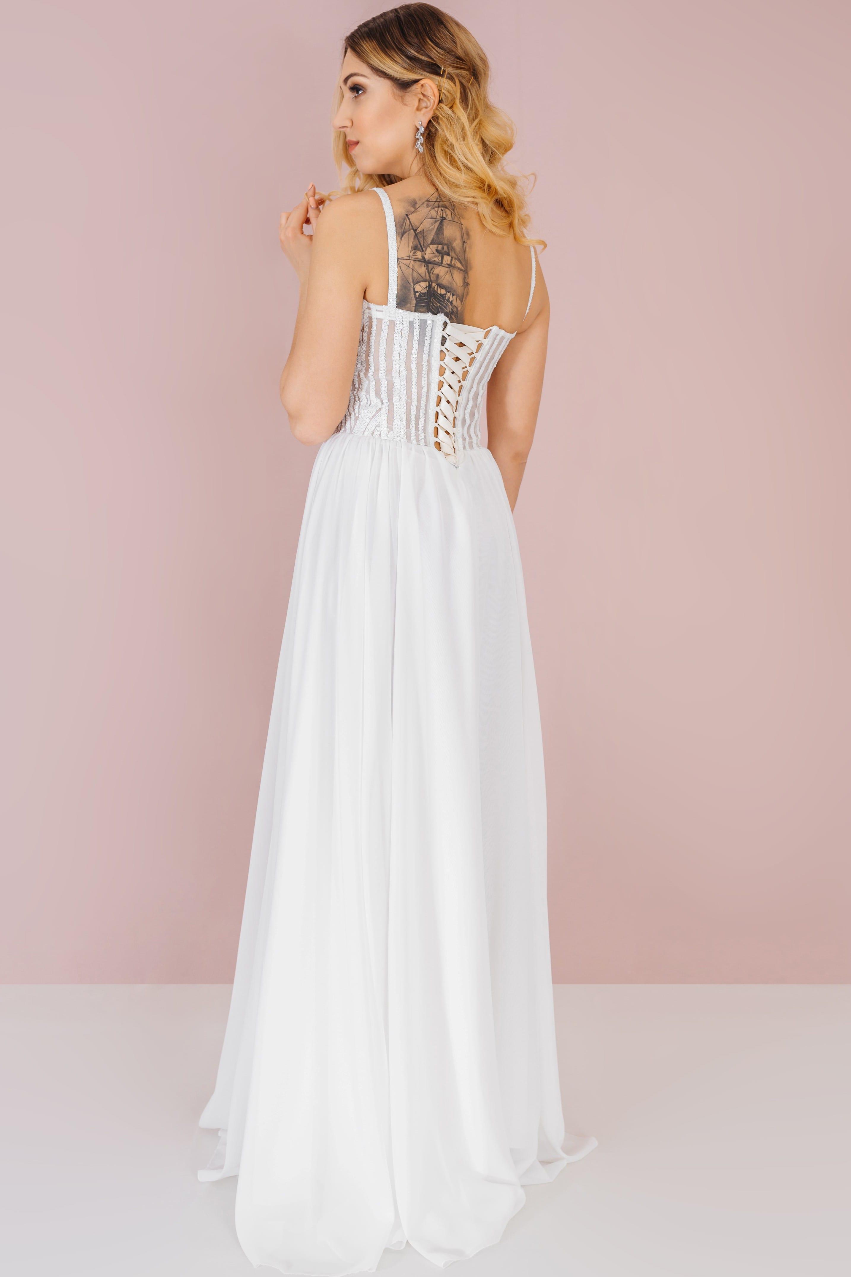 Свадебное платье SANDA, коллекция LOFT, бренд RARE BRIDAL, фото 2