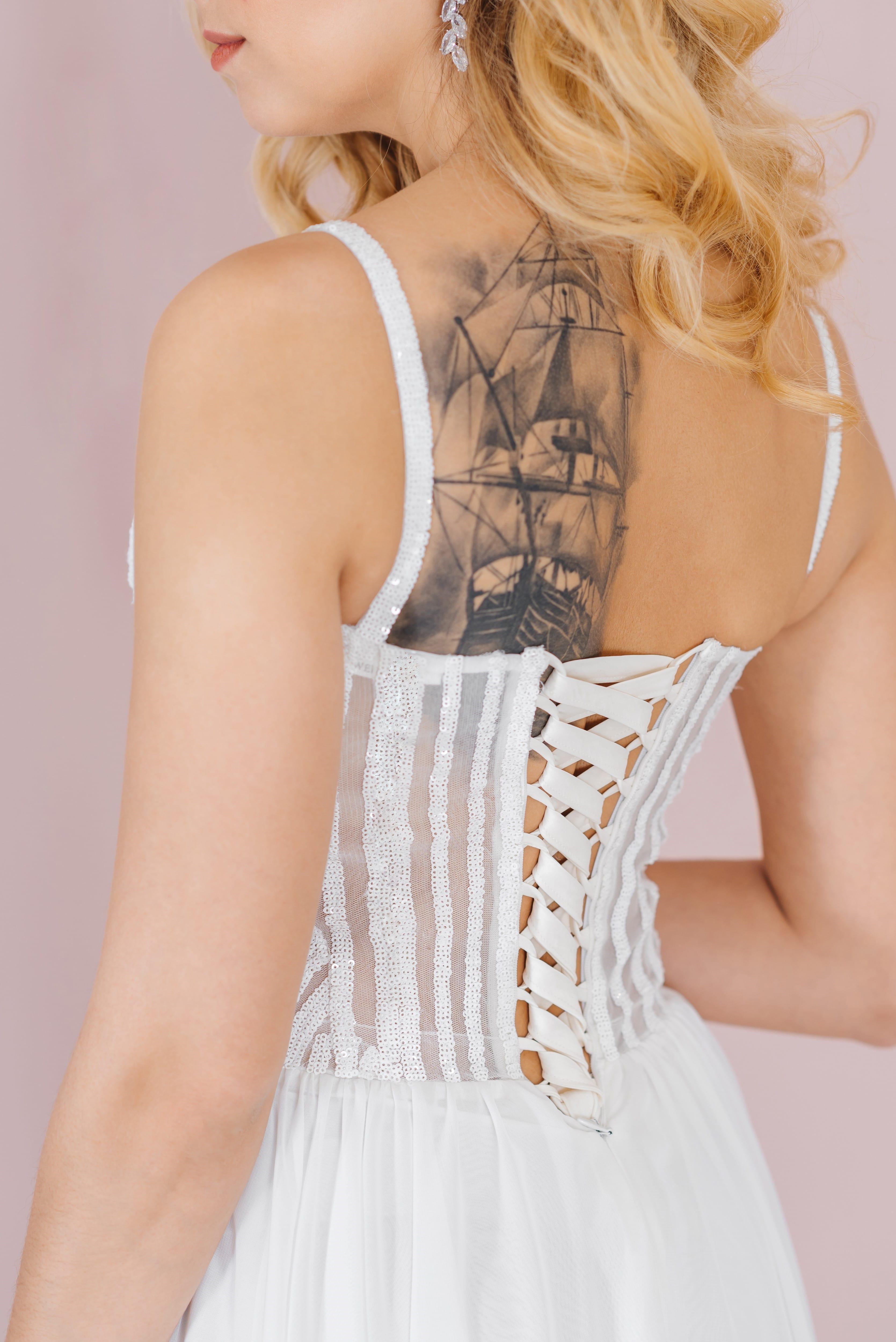 Свадебное платье SANDA, коллекция LOFT, бренд RARE BRIDAL, фото 3