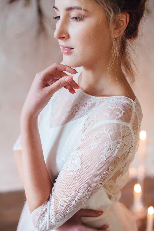 Свадебное платье SINTIA, коллекция THE LOOK OF ANGEL, бренд RARE BRIDAL, фото 1