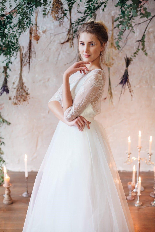 Свадебное платье SINTIA, коллекция THE LOOK OF ANGEL, бренд RARE BRIDAL, фото 3
