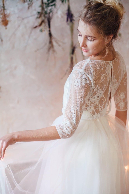 Свадебное платье SINTIA, коллекция THE LOOK OF ANGEL, бренд RARE BRIDAL, фото 5