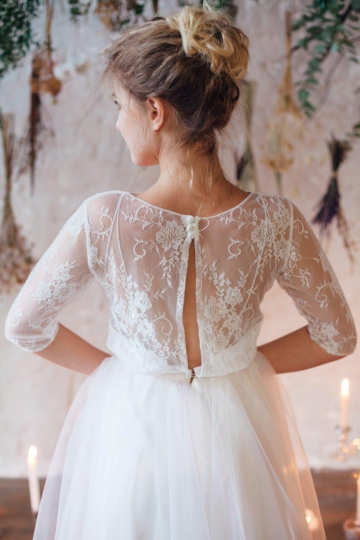Свадебное платье SINTIA, коллекция THE LOOK OF ANGEL, бренд RARE BRIDAL, фото 7