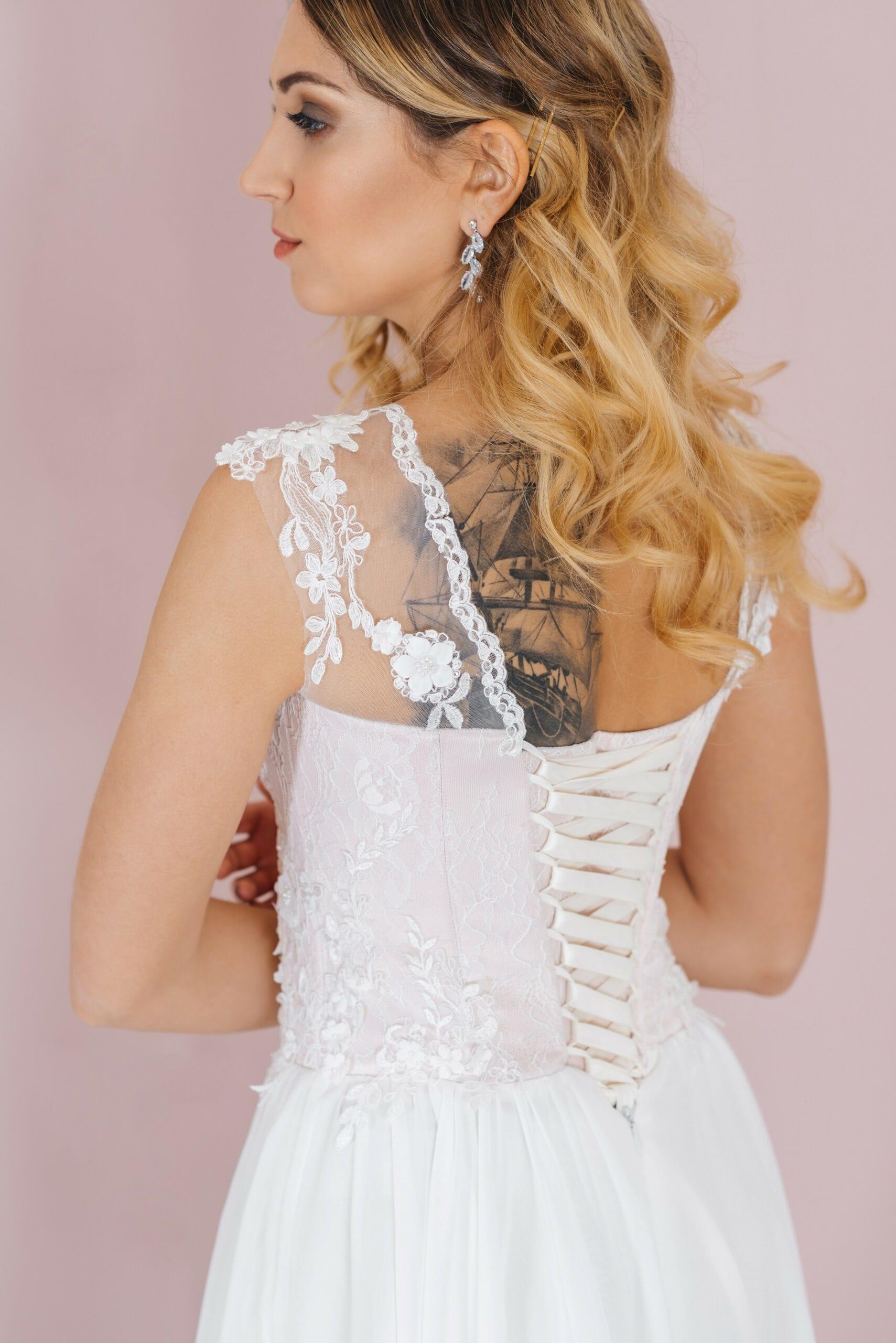 Свадебное платье SOPHIA, коллекция LOFT, бренд RARE BRIDAL, фото 3