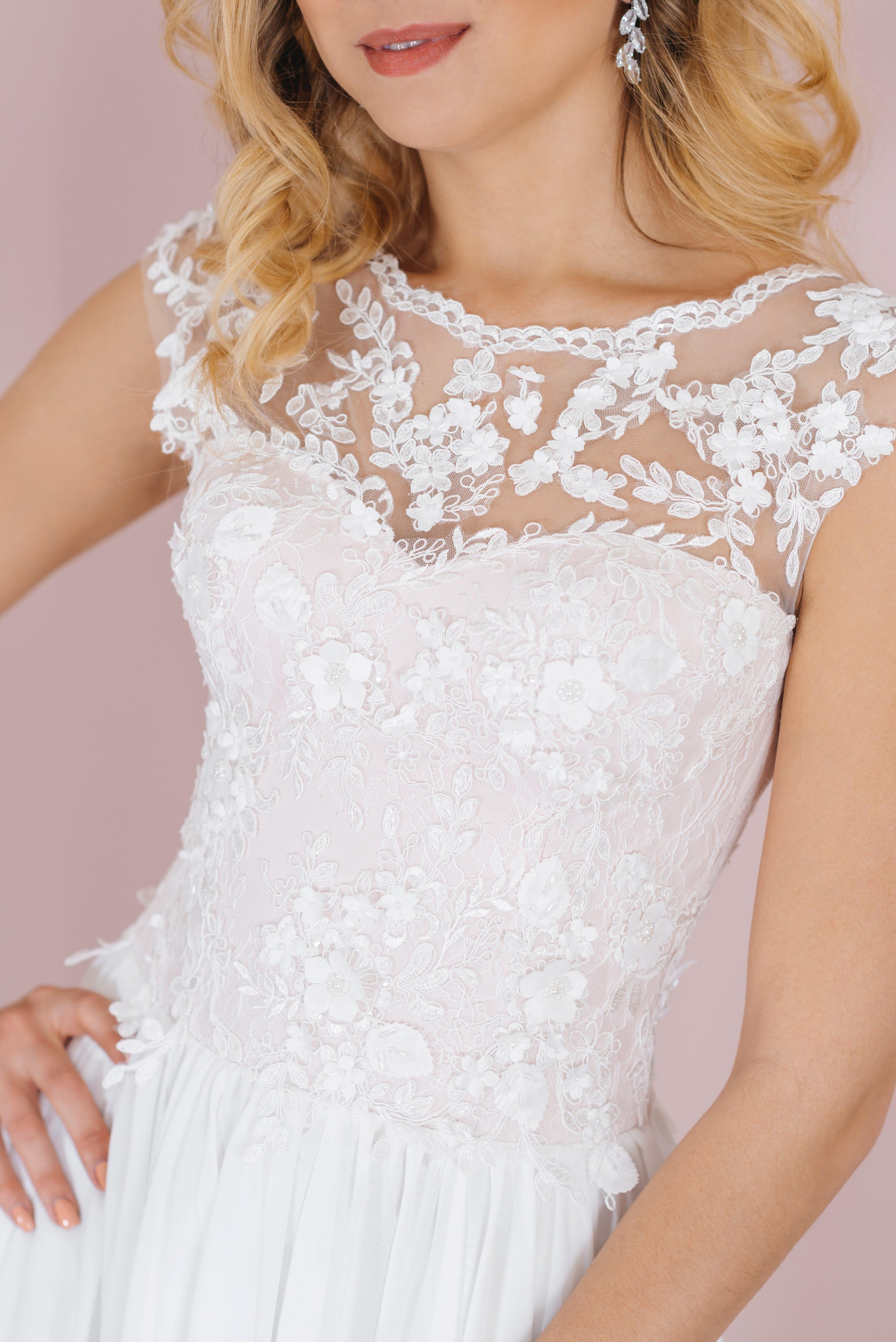 Свадебное платье SOPHIA, коллекция LOFT, бренд RARE BRIDAL, фото 4