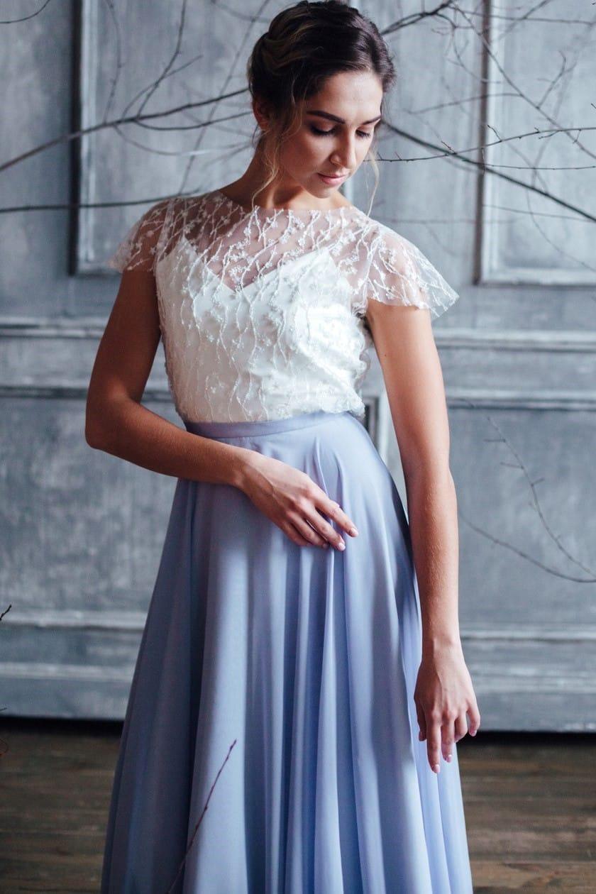 Вечернее платье STELLA, коллекция FLOWER MAGIC, бренд RARE BRIDAL, фото 2