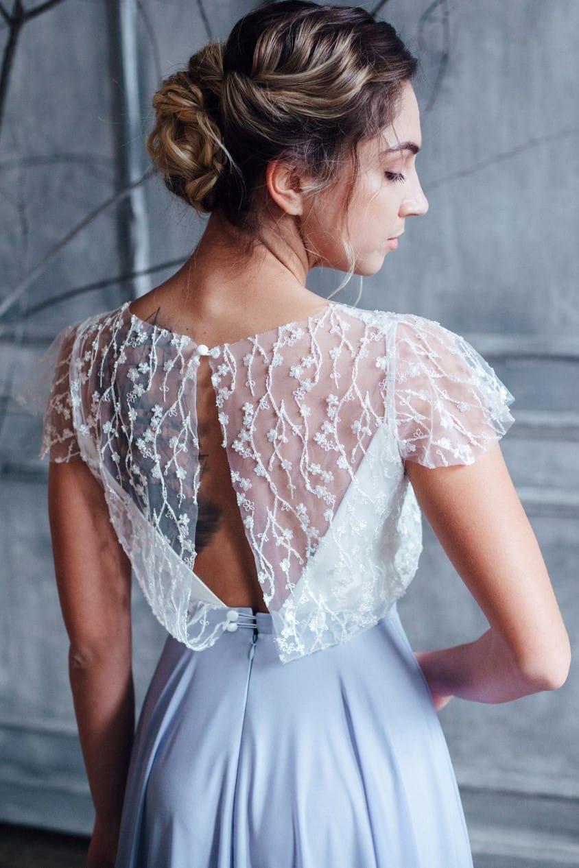 Вечернее платье STELLA, коллекция FLOWER MAGIC, бренд RARE BRIDAL, фото 5