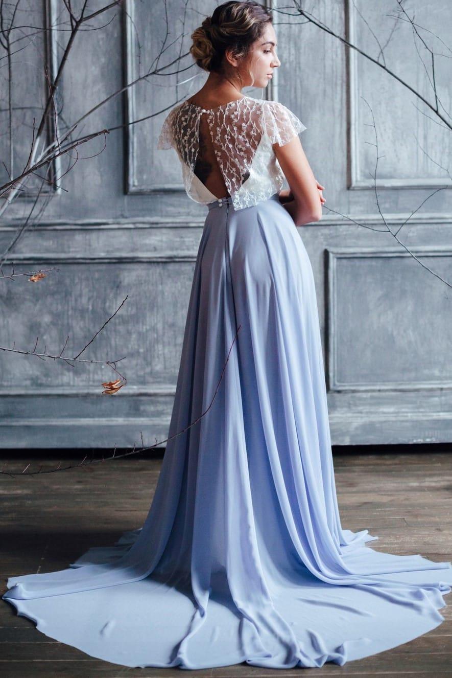 Вечернее платье STELLA, коллекция FLOWER MAGIC, бренд RARE BRIDAL, фото 6