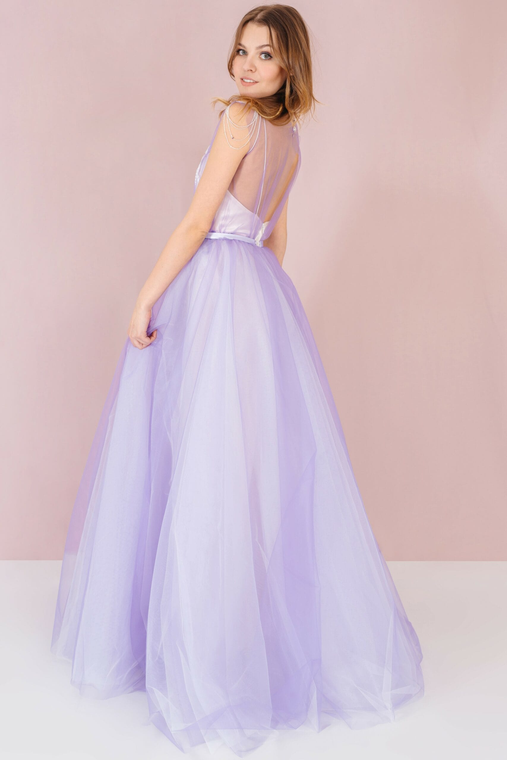Свадебное платье SUZY, коллекция LOFT, бренд RARE BRIDAL, фото 3
