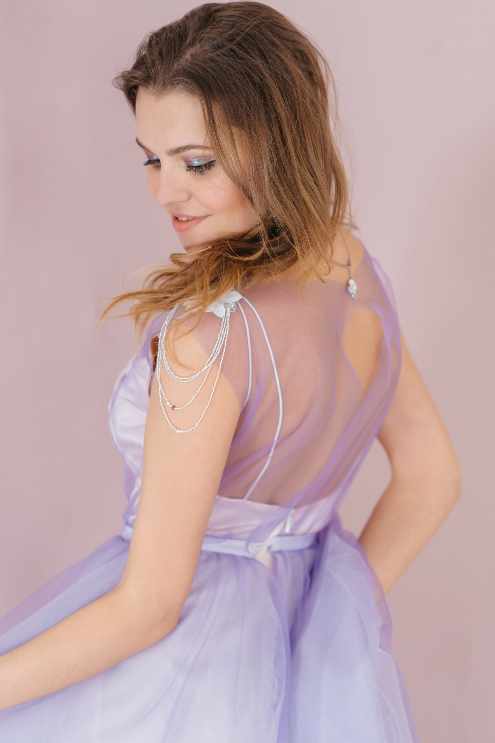 Свадебное платье SUZY, коллекция LOFT, бренд RARE BRIDAL, фото 5