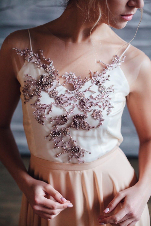Вечернее платье VANI, коллекция FLOWER MAGIC, бренд RARE BRIDAL, фото 3